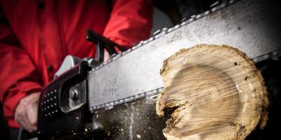 Top 5 Tips for Using a Chainsaw Safely, Middlefield, Ohio