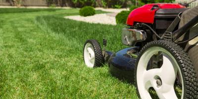 How to Keep the Lawn Mower Running, Jefferson, Missouri