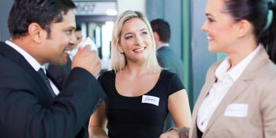 How to Make Connections at Networking Events, Manhattan, New York