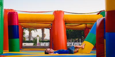 5 Steps to Prepare for a Bounce House Delivery, Greece, New York