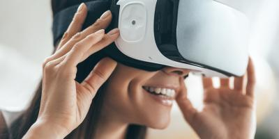 What Is Virtual Reality Gaming & How Does It Work?, Greece, New York
