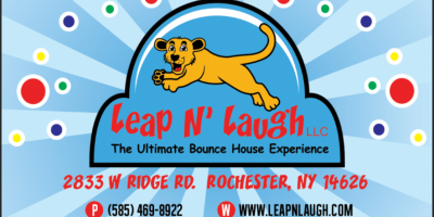 Happy Father's Day from Leap N' Laugh, Greece, New York