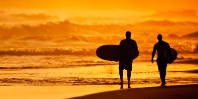 5 Reasons to Enjoy Hawaiian Sunset Surf Lessons, Waialua, Hawaii