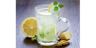 Love drinking Lemon water? Drink it with a straw and preserve your Enamel!, Manhattan, New York