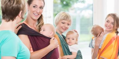 Babywearing 101: What Are the Benefits of Wearing a Lenny Lamb?, Anchorage, Alaska