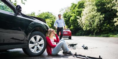 What to Do After Being Involved in a Car Accident, Lexington-Fayette Central, Kentucky