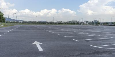What You Need to Know About Restriping an Asphalt Parking Lot, Lexington-Fayette, Kentucky