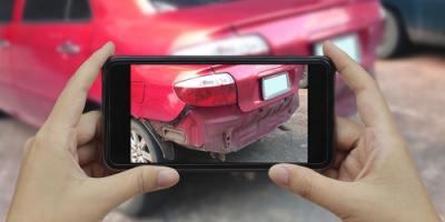 5 Essential Steps to Take Following a Car Accident, Lexington-Fayette Central, Kentucky