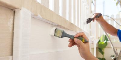 Take Care of Residential Painting Projects Before Summer's Heat, Lexington-Fayette Central, Kentucky