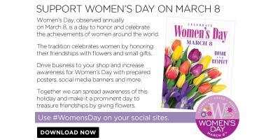 Celebrate Women's Day With Flower Arrangements From Kreations by Karen, Lexington-Fayette, Kentucky