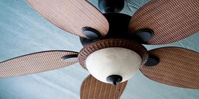 How to Better Utilize Ceiling Fans, Lexington-Fayette Northeast, Kentucky