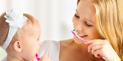 A Guide to Your Child's First Dental Appointment, Lexington-Fayette Central, Kentucky