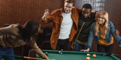 3 Fun Billiards Games to Keep in Mind, Lexington-Fayette Central, Kentucky