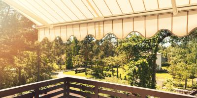 How to Protect Retractable Awnings From Midwestern Weather , Lexington-Fayette, Kentucky