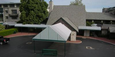 How Will a Vinyl Awning Improve the Look of Your Business?, Lexington-Fayette, Kentucky