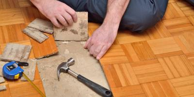 4 Reasons to Replace Water Damaged Wood Flooring, Lexington-Fayette Central, Kentucky