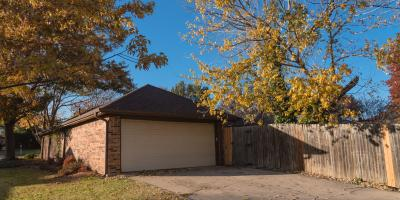 Why Fall Is the Best Time for Garage Door Repair, Welcome, North Carolina