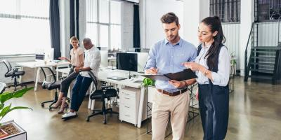 3 Questions to Ask When Looking for Office Space, Lexington-Fayette, Kentucky