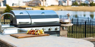 3 Benefits of Outdoor Kitchens, Lexington-Fayette Central, Kentucky