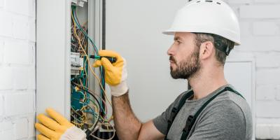 3 Electrical Projects Best Left to Professional Electricians, Hamden, Connecticut