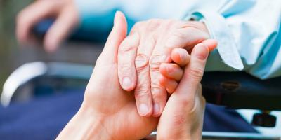 How to Handle Grief When a Parent Is in Hospice Care, Henrietta, New York