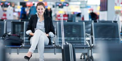 Limousine Service Shares 3 Ways to Work on a Flight Without a Laptop, Waterbury, Connecticut