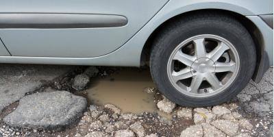 3 Reasons You Should Avoid Potholes, Lincoln, Nebraska
