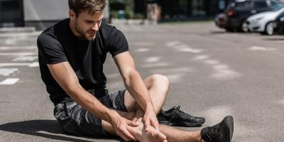 The 4 Most Common Causes of Foot Pain, ,