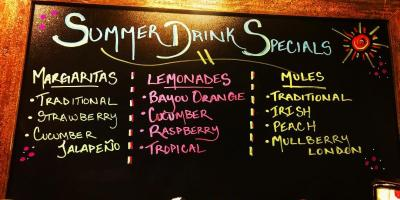 3 Refreshing Cocktails for Summer Happy Hour , Lincoln, Nebraska