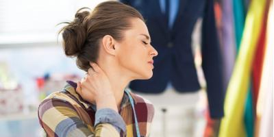 4 Tips for Dealing With a Neck Kink, Lincoln, Nebraska