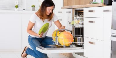 A Guide to Built-In & Portable Dishwashers, Lincoln, Nebraska