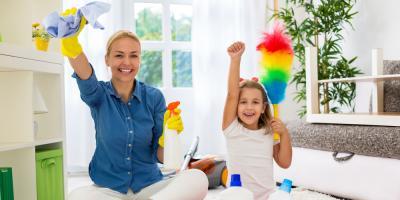 5 Tips to Make Spring Home Cleaning Enjoyable, Lincoln, Nebraska