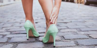 The Impact of Constantly Wearing High Heels , ,