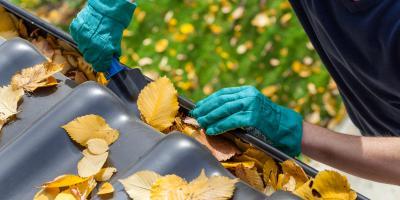 Top 3 Reasons For Regular Gutter Cleaning, Lincoln, Nebraska