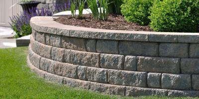 3 Types of Retaining Walls, Grant, Nebraska