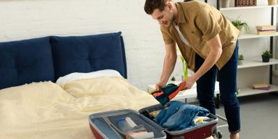3 Home Cleaning Tasks to Accomplish Before Vacation, Lincoln, Nebraska