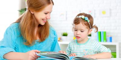 Why Reading to Your Child Matters, Lincoln, Nebraska