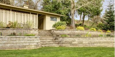3 Reasons You May Need a Retaining Wall in Your Yard, Grant, Nebraska