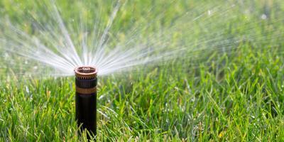 3 Common Reasons Your Sprinklers Aren't Working, Lincoln, Nebraska