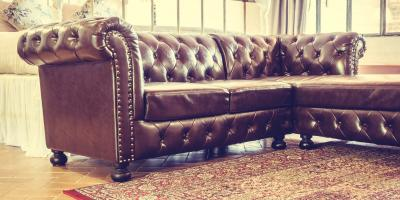 5 Reasons to Choose Leather Furniture, Lincoln, Nebraska
