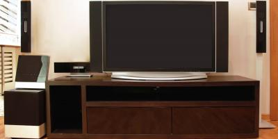 Texas Furniture Gallery Explains the Evolution of the TV Stand, Stephenville, Texas