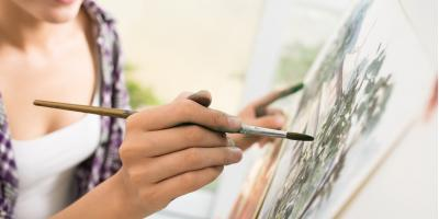 Create Beautiful Art at Homegrown Collectives' Weekly Workshop, Lexington-Fayette Central, Kentucky