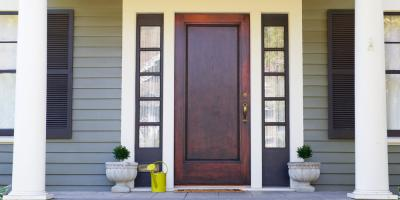 3 Simple Ways to Make Your Front Door More Secure, Hurst, Texas