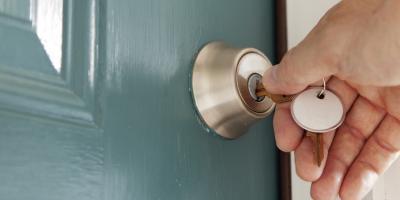How to Fix a Hard-To-Unlock Door, Terryville, New York