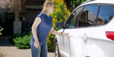 3 Steps to Take if You Get Locked Out of the Car, Lincoln, Nebraska
