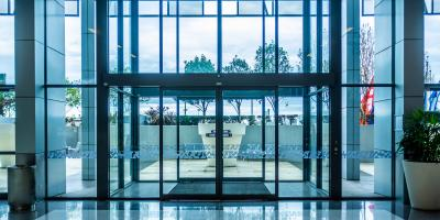 How Automatic Doors Benefit Your Business, Norwood, Ohio