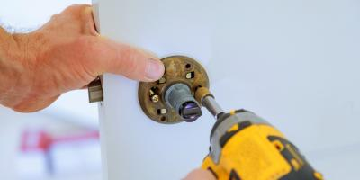3 Reasons to Hire a Professional Locksmith for Home Security, Cuyahoga Falls, Ohio