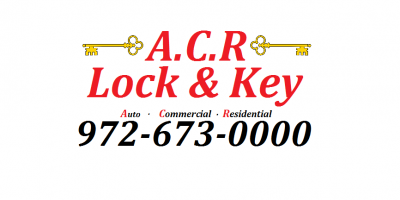 Locksmith Near Me | Car Keys | Door Locks | A.C.R Lock & Key, Plano, Texas