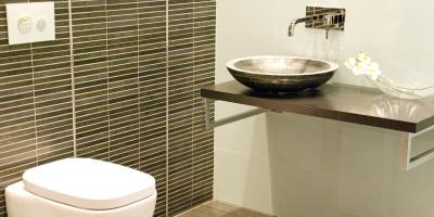 How to Design a Stylish, Accessible Bathroom, Pine Grove, California