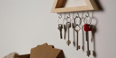3 Organization Tips for Keys, Poplar Tent, North Carolina
